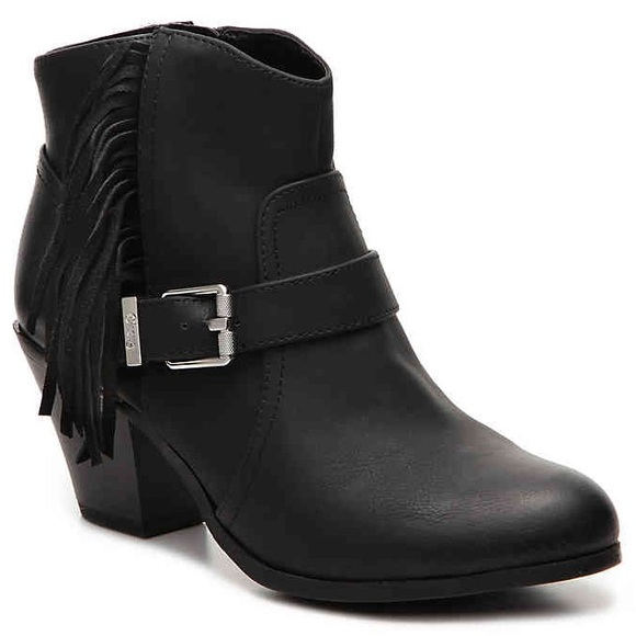 927649ab14358 Circus By Sam Edelman Leah Western Booties